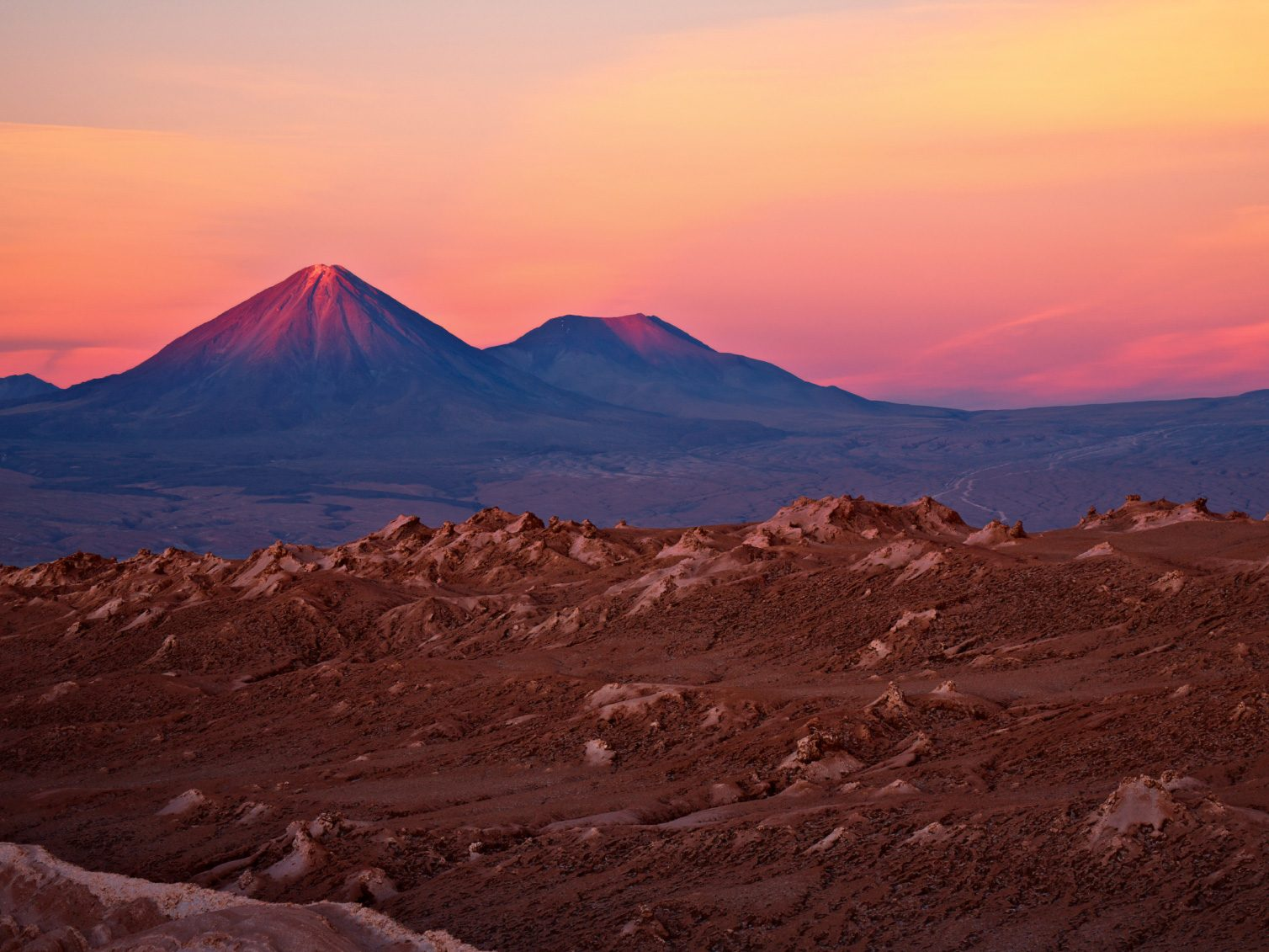 Sightsee: Atacama Desert, Chile
