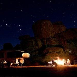 5. Camp on Australia's Outback