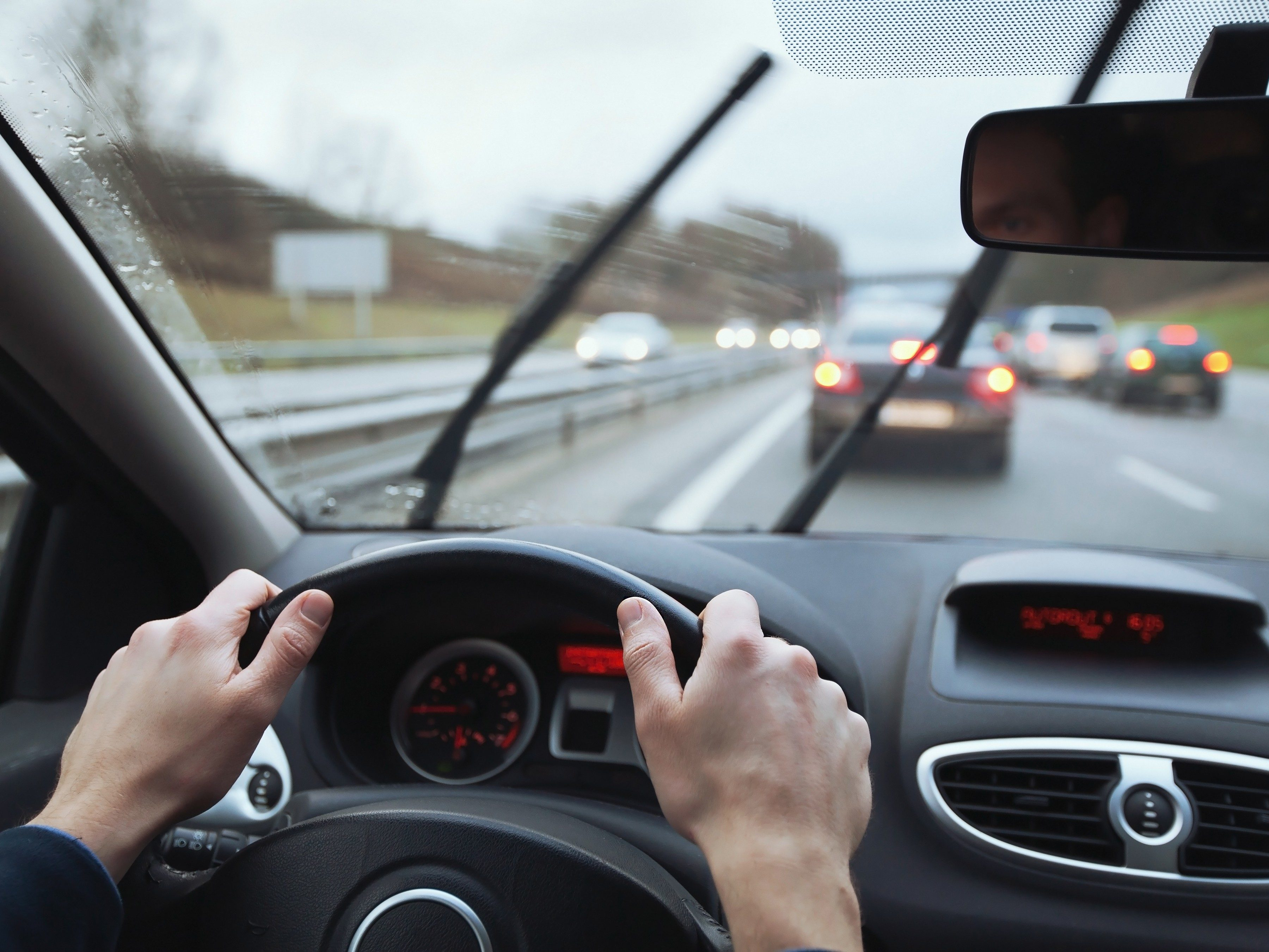 1. Automatic Car Windshield Wipers