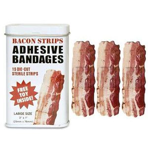 15. Bacon Bandages
