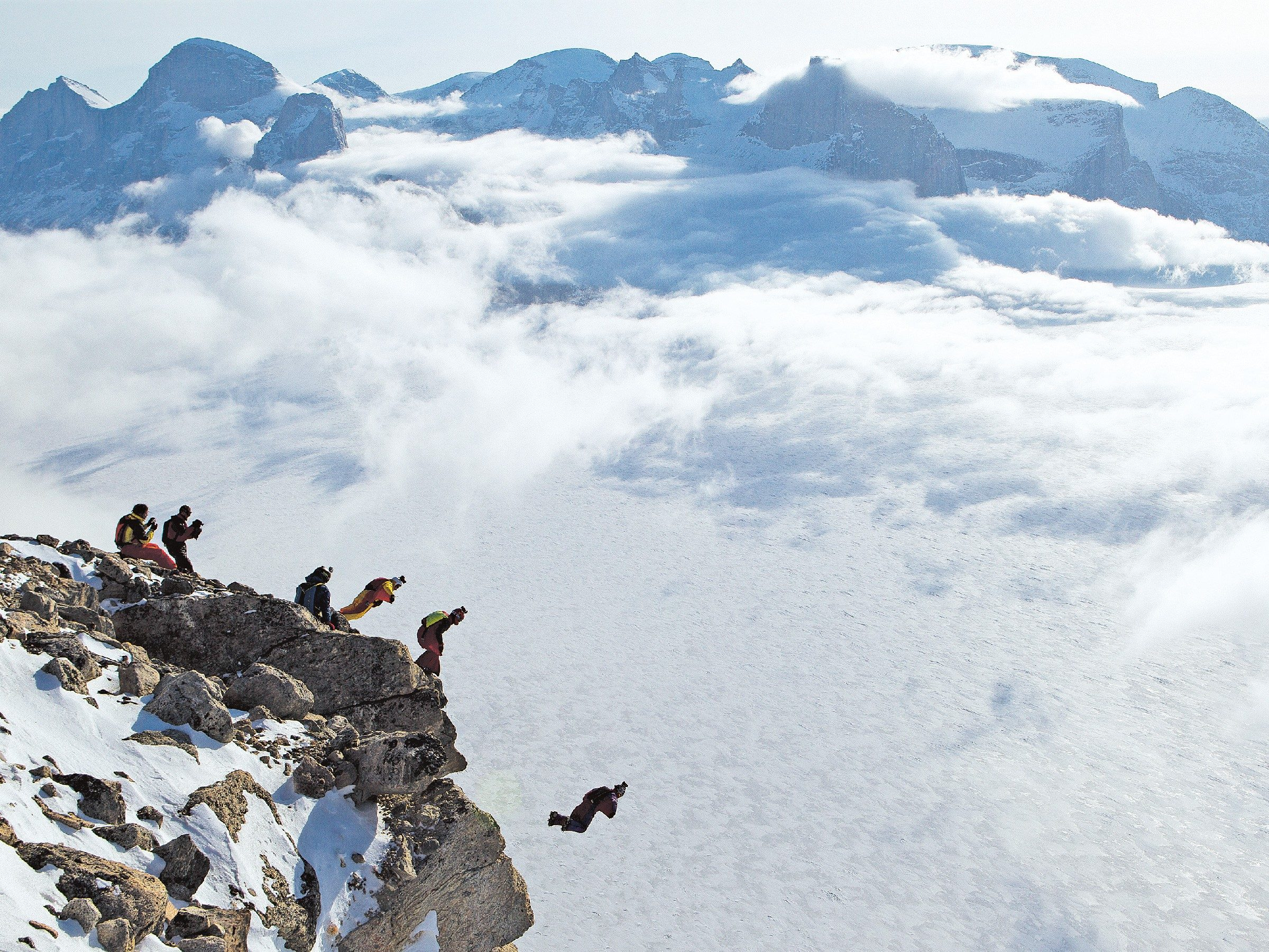 Baffin Islands: Legends of the Fall