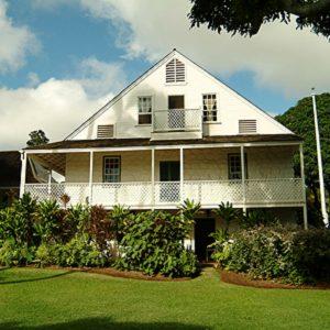 6. Bailey House Museum