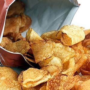 5. Baked Chips