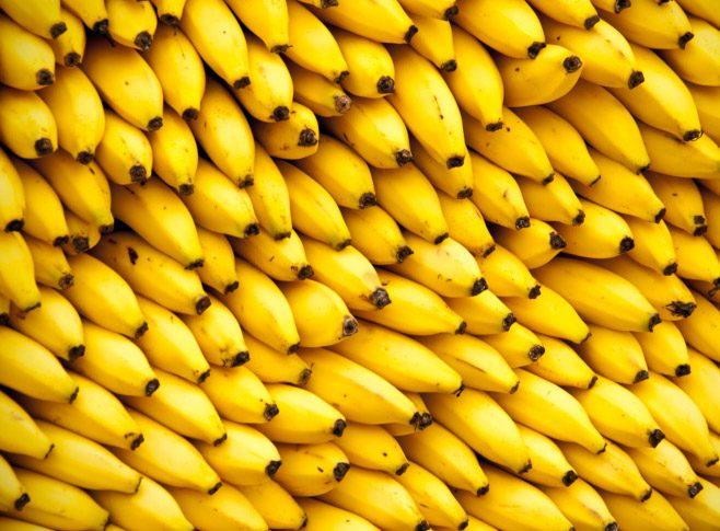 Healthy Bananas: Most Radioactive Foods