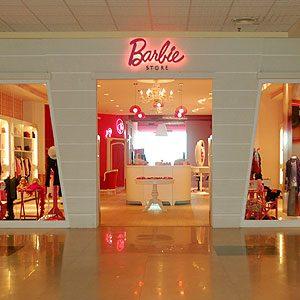 7. Barbie Store - Buenos Aires, Argentina