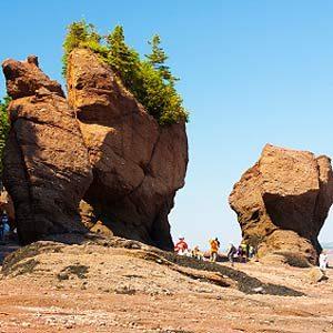 10. Bay of Fundy, N.S.