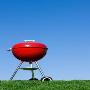 4. Scrape the Barbecue Grill