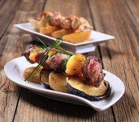 Recipe: Beef & Potato Kebab