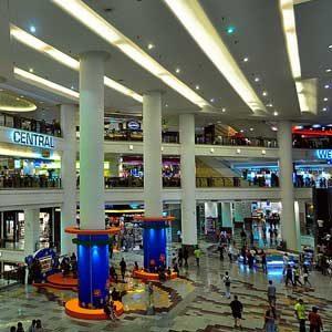 8. Amazing Malls in the World: Berjaya Times Square - Kuala Lumpur, Malaysia