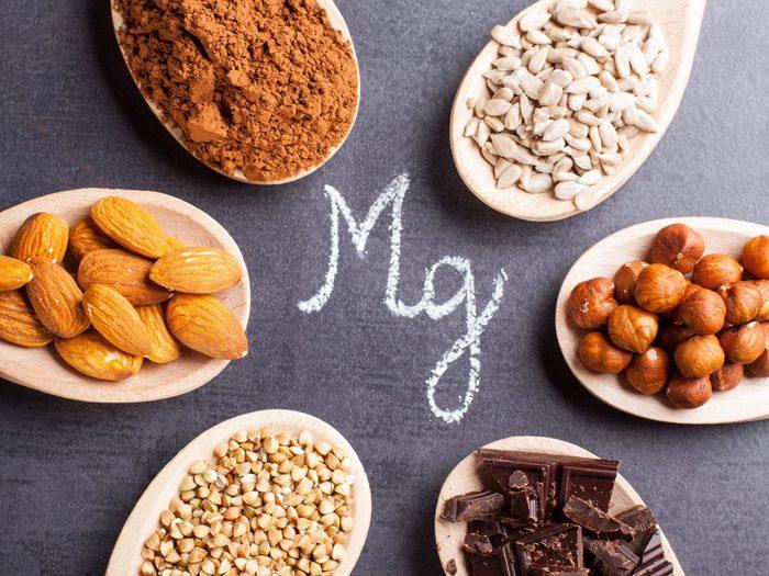 5. Magnesium-Rich Foods