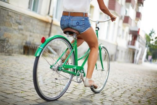 Biking to Work Is Great For Your Body