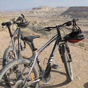 4. Bike the Negev Desert