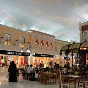 9. Amazing Malls in the World: Villagio - Doha, Qatar