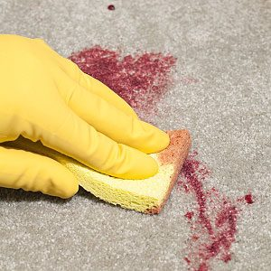 3. Remove Bloodstains from Fabric