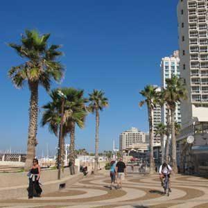 5. Jog along the Mediterranean