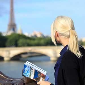 6. Loaner Travel Books
