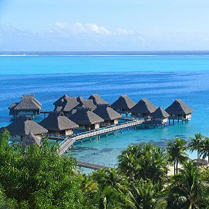 10. Bora Bora, Tahiti