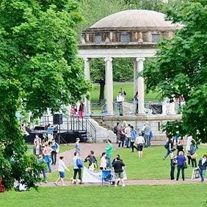 Boston Common & Public Garden