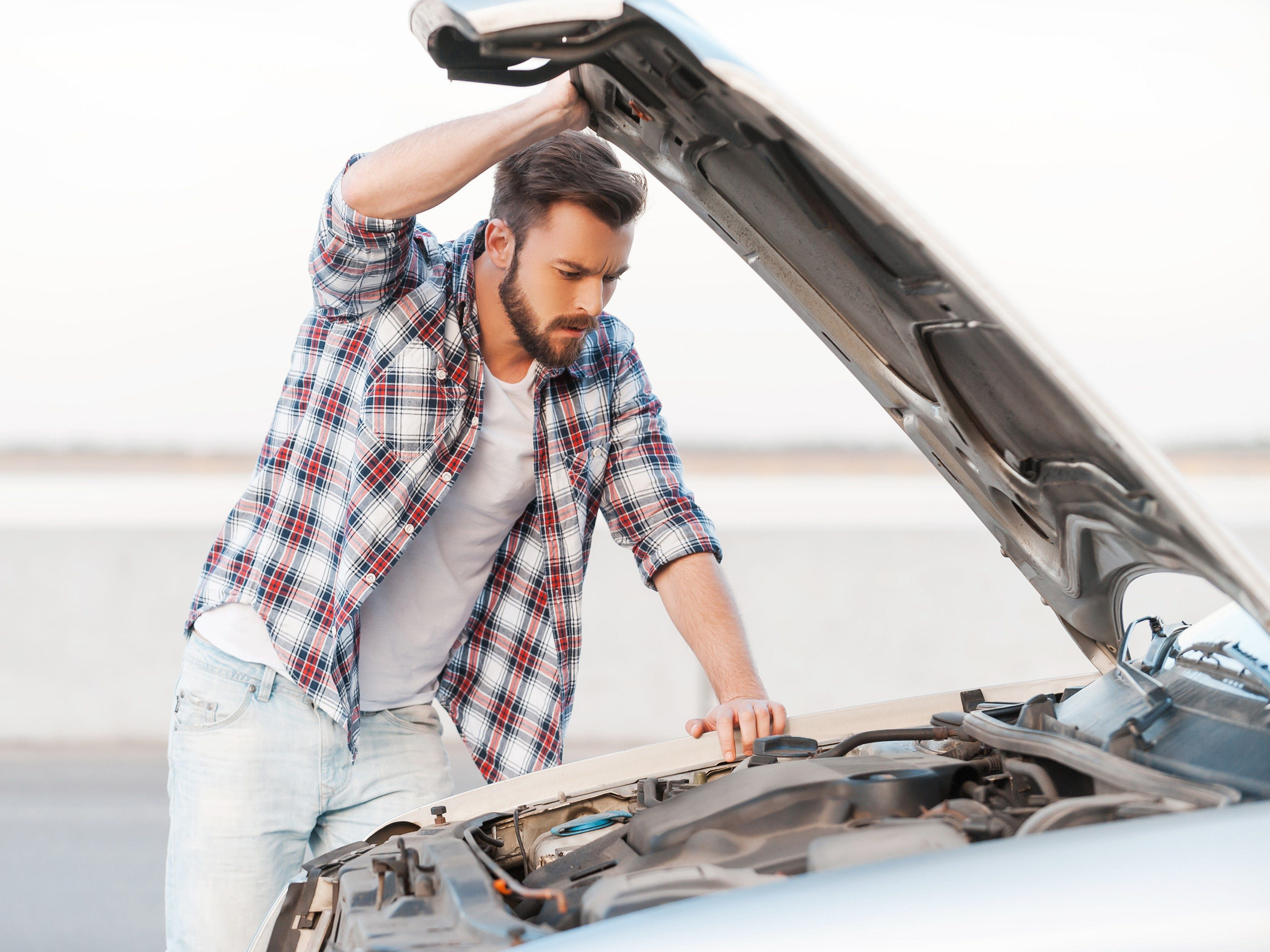 3. Brush Up on Basic Auto Mechanics