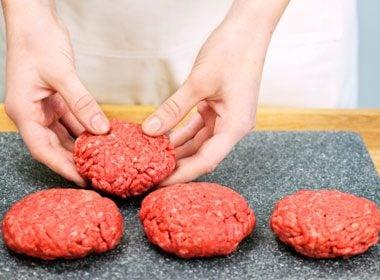 Save by Skipping Frozen Hamburgers