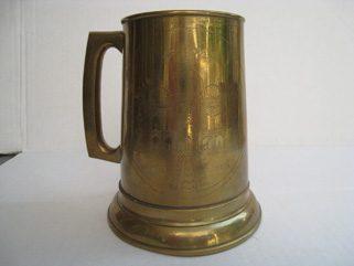 Burma RCAF Souvenir Beer Mug