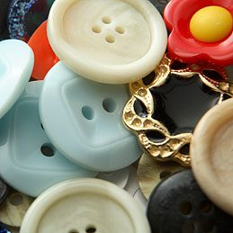 Things to Do With Buttons: Make a Bracelet