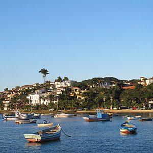 Holiday travel destinations:  Buzios, Brazil