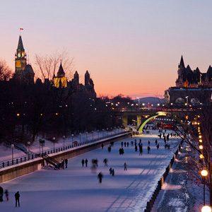 4. Winterlude, Ottawa