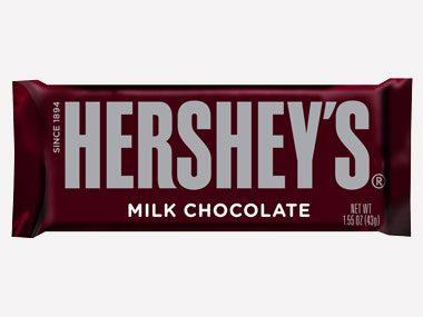 9. Hershey's Chocolate