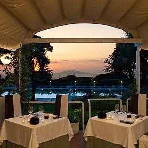 8. Capri Palace Hotel and Spa - Capri, Italy