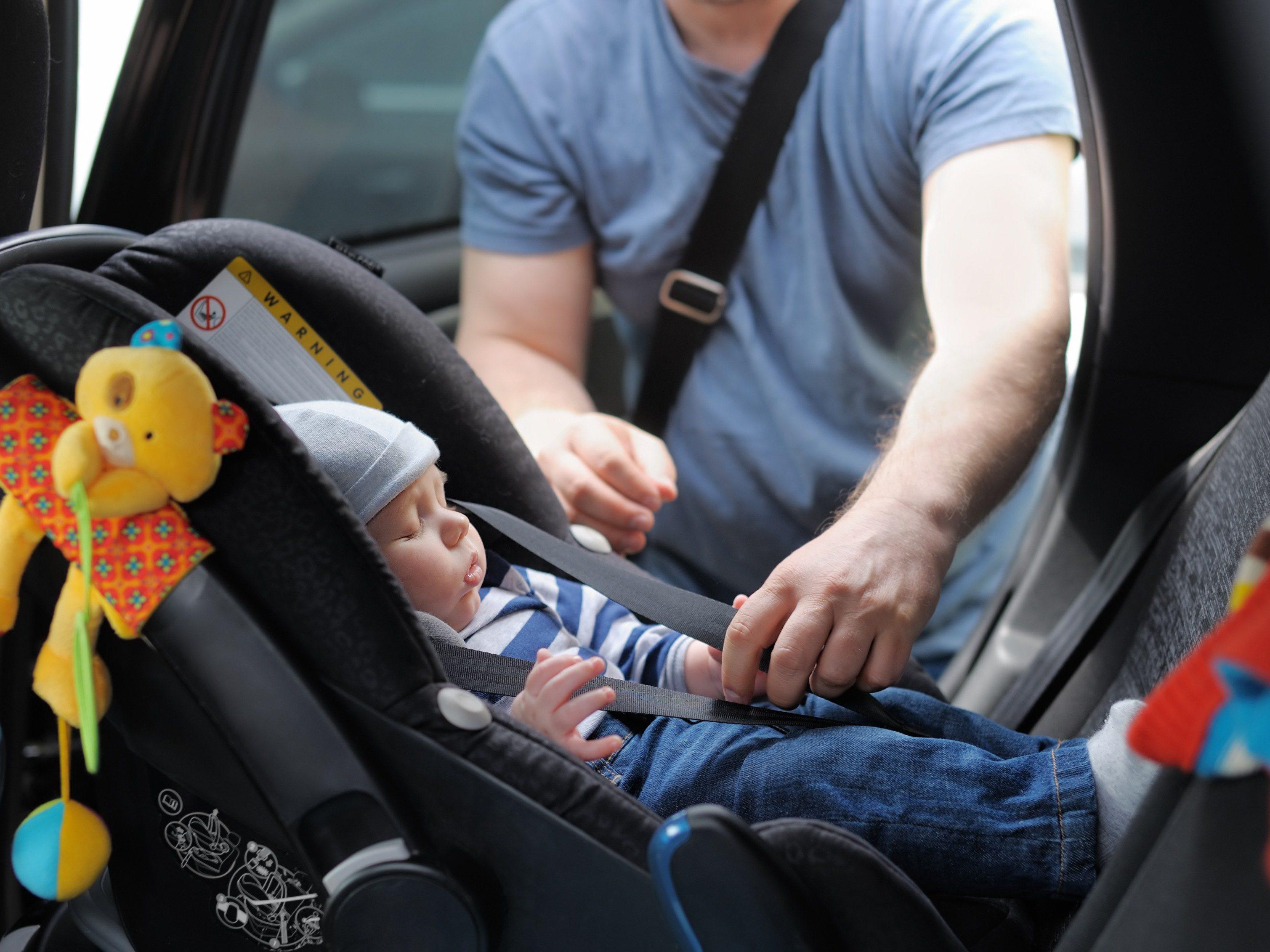1. Child's Car Seat