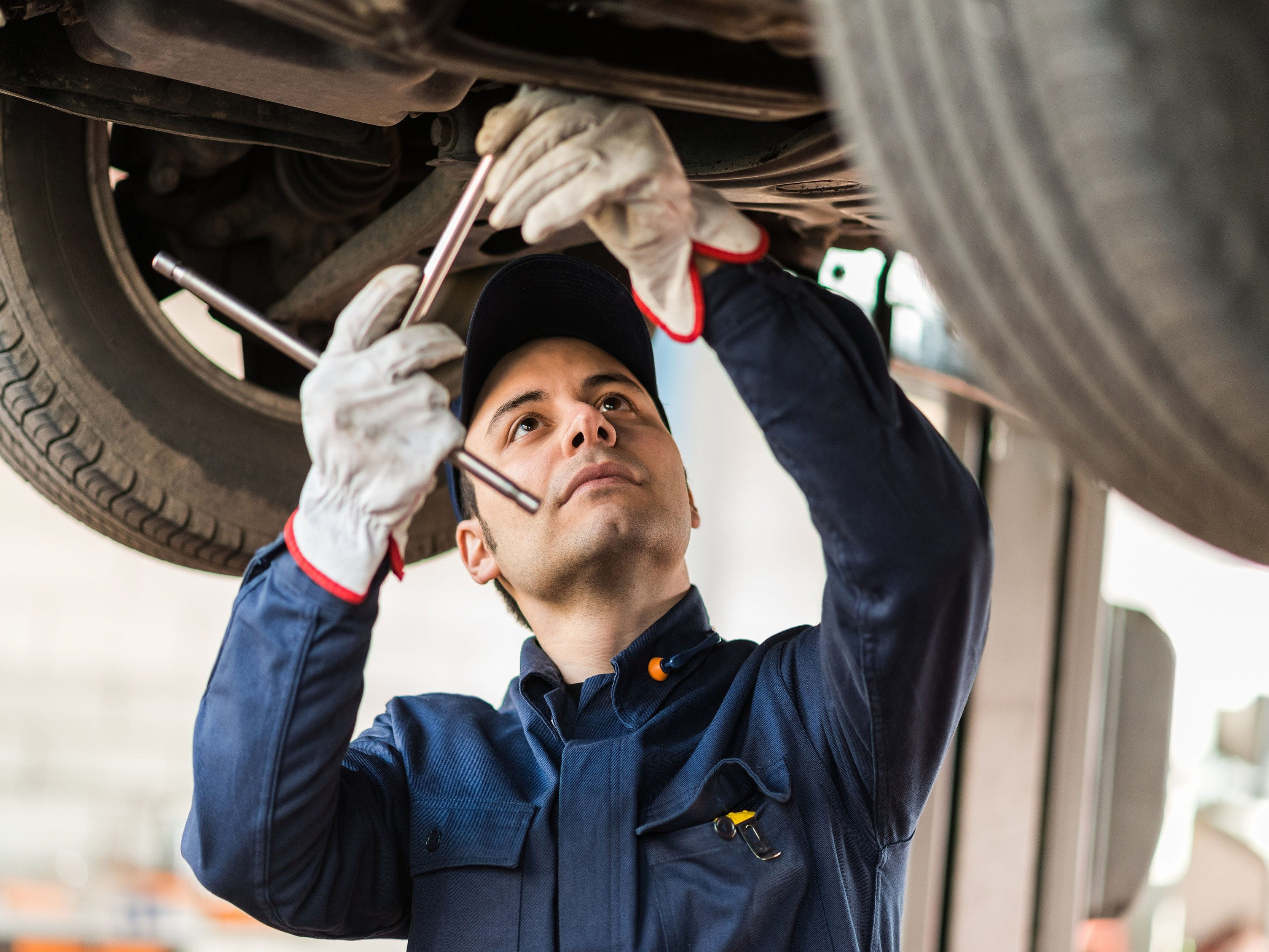 4. Have Your Car Thoroughly Inspected