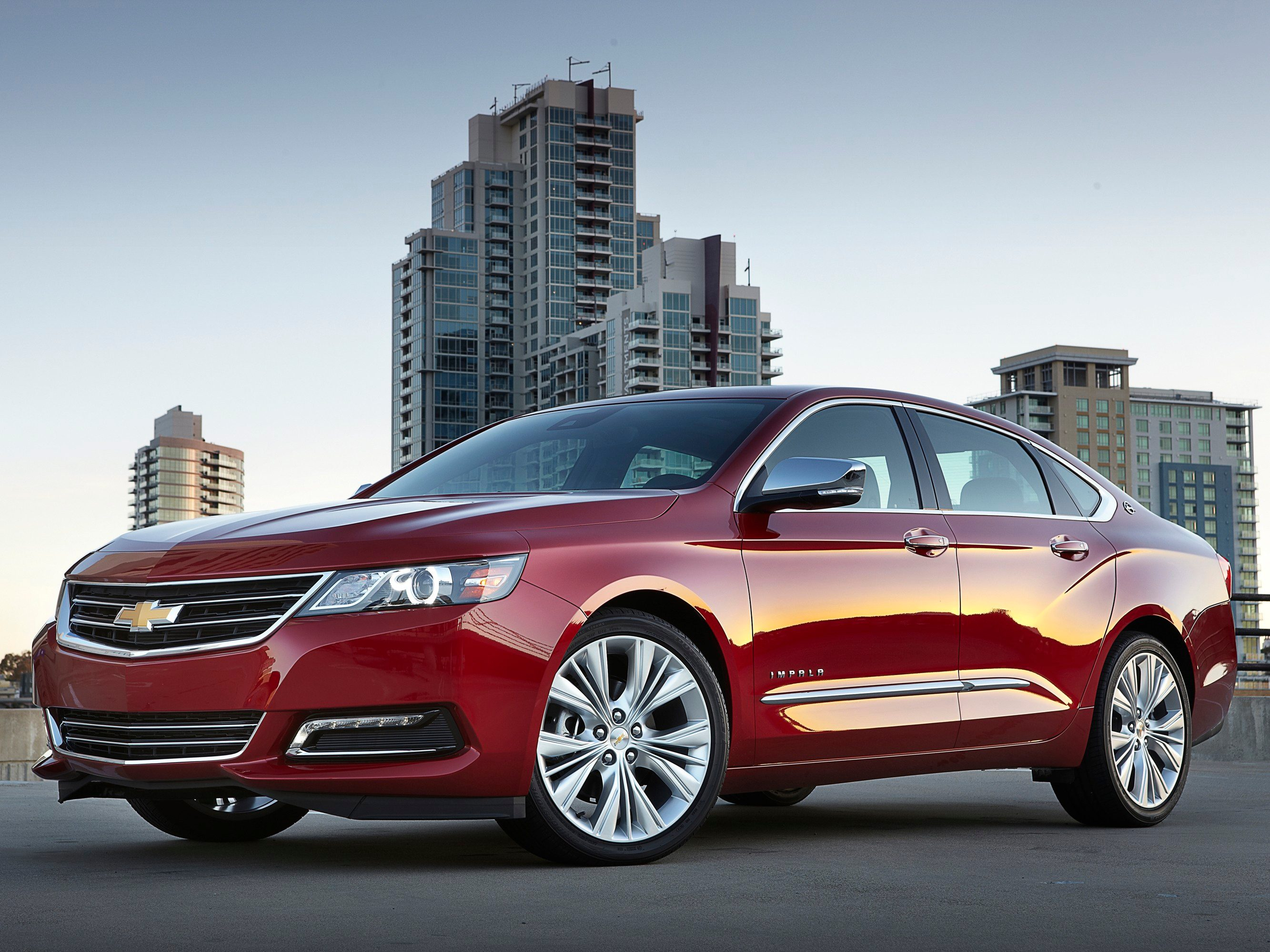 Introducing the 2016 Chevrolet Impala