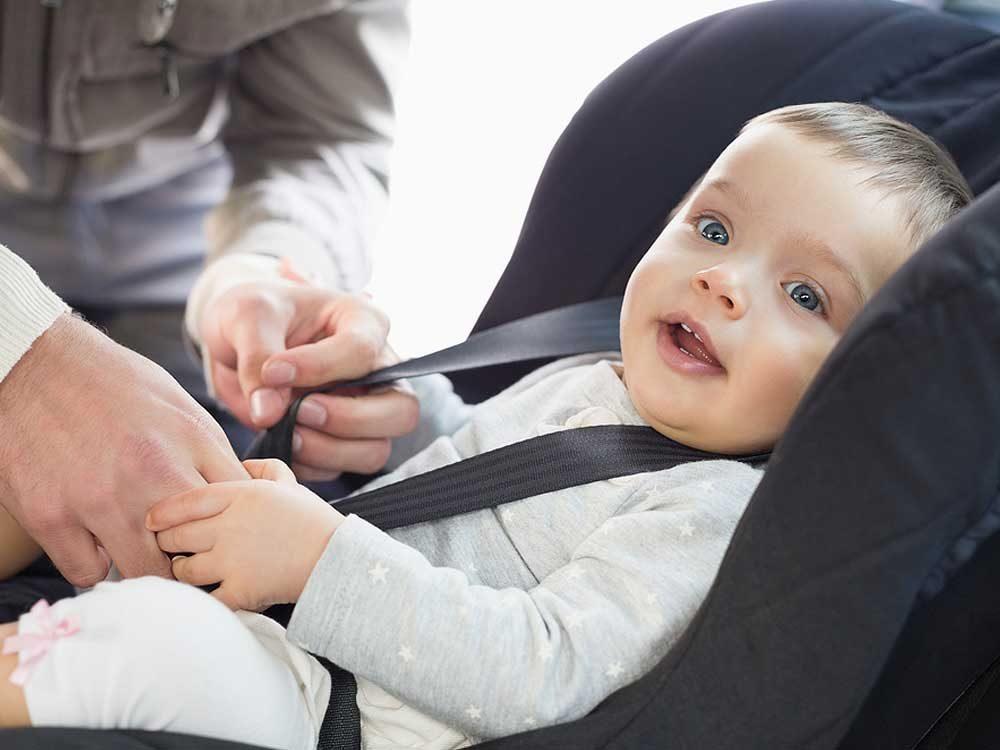 Child Car Seats: A Primer