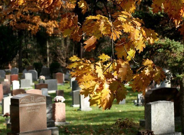Cataraqui Cemetery - Kingston, Ontario