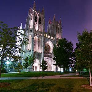 6. Washington National Cathedral