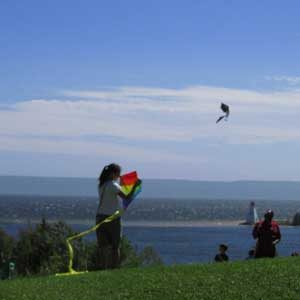 6. Fly a Kite at the Alexander Graham Bell National Historic Site