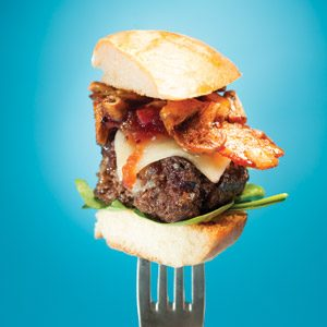 Behind the Scenes at the Great Canadian Burgers Photo Shoot (Video)