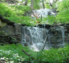 Centennial Falls