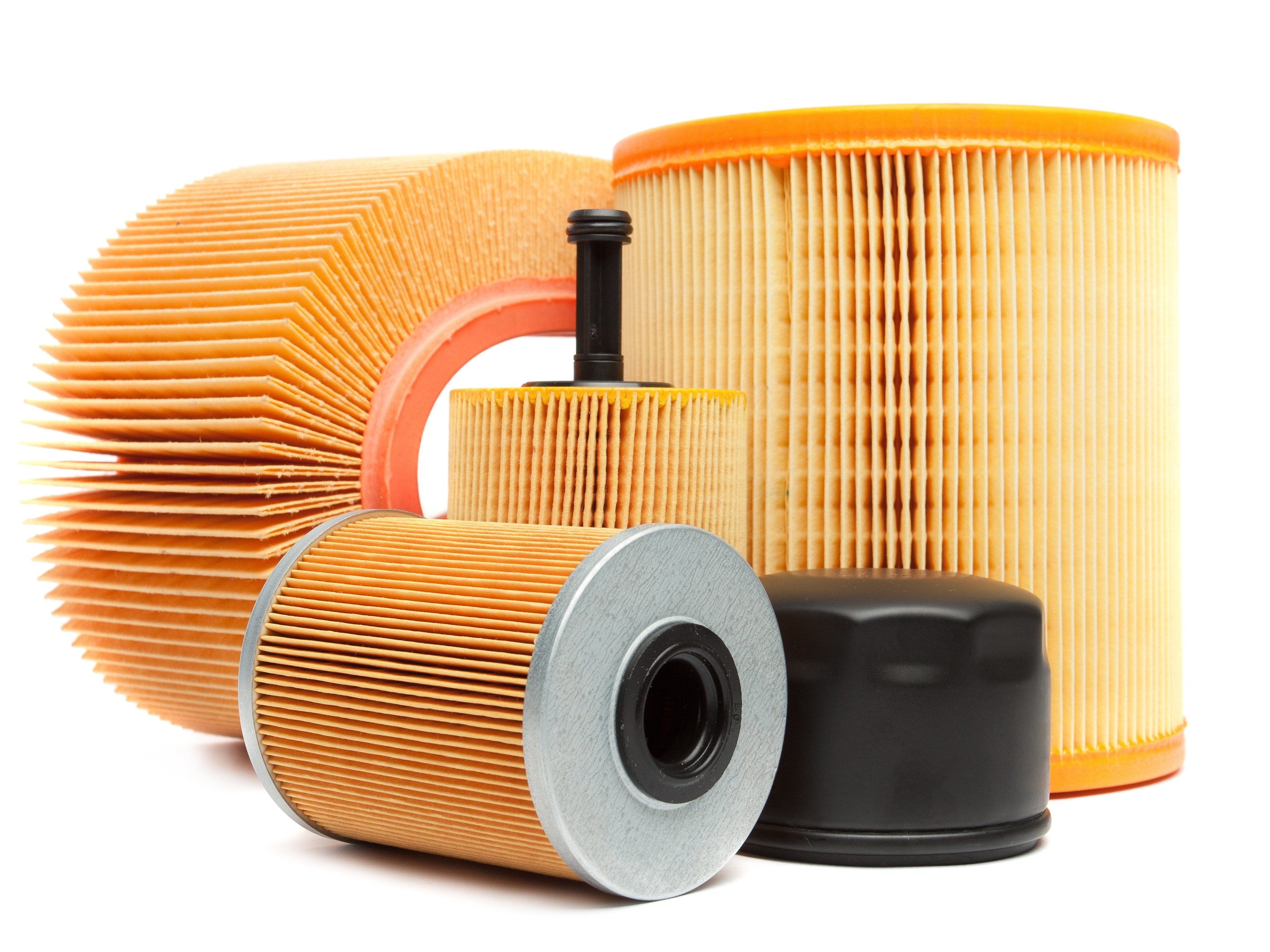 4. Change your car engine air filter.