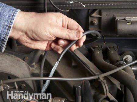 Check Windshield Washer Pump Operation