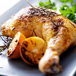 3. Choose Chicken Instead of Beef