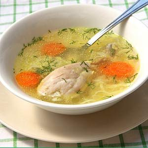 5. Chicken Soup