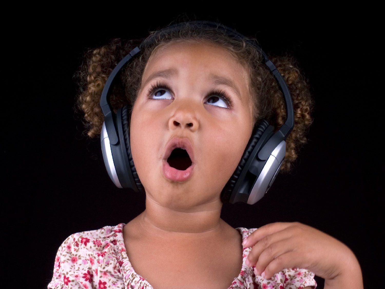 Get Toddler-Sized Earphones