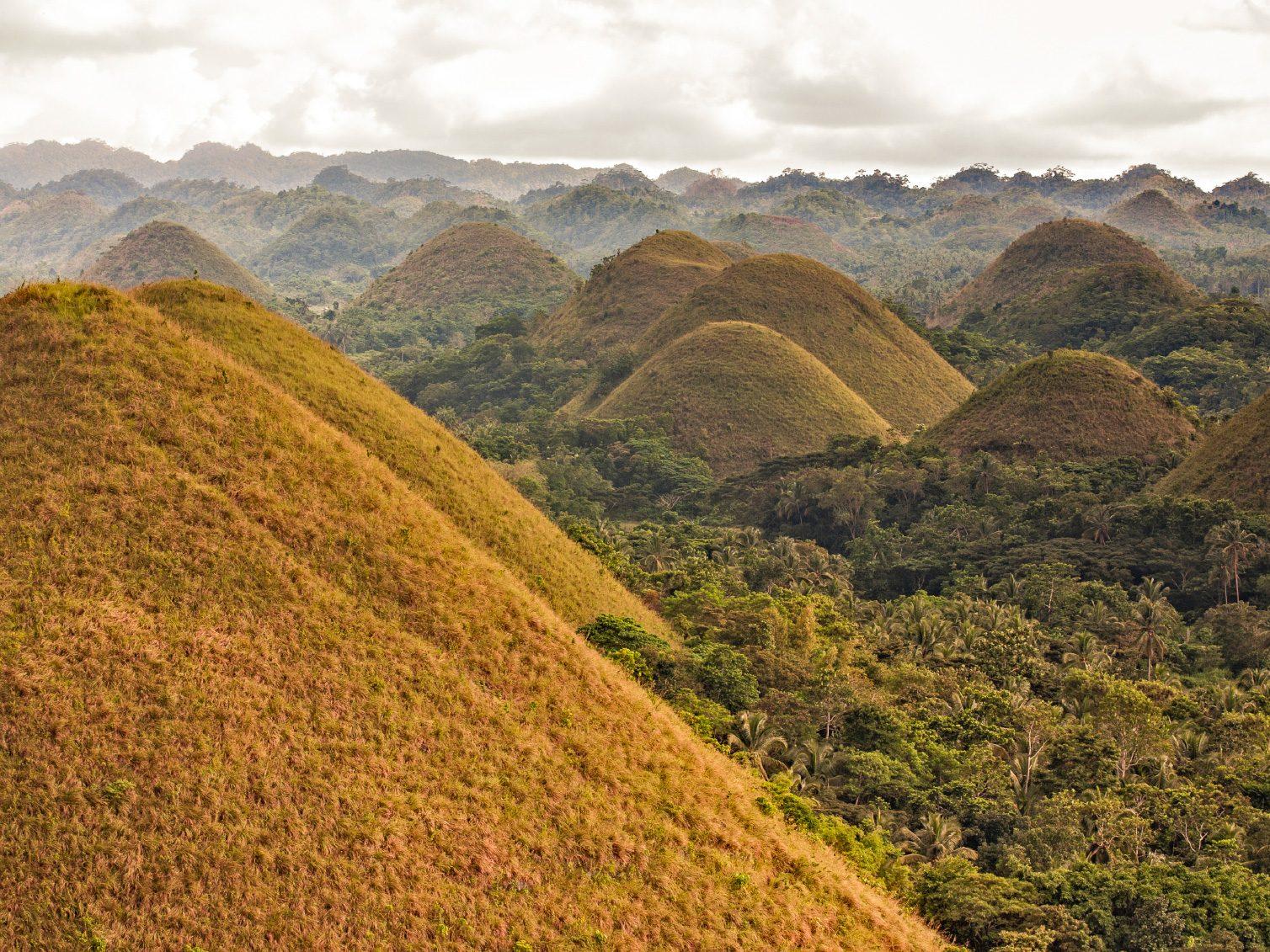 Explore: Chocolate Hills, Philippines