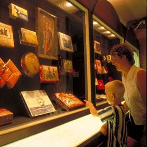 5. Indulge your sweet tooth at the Chocolate Museum.