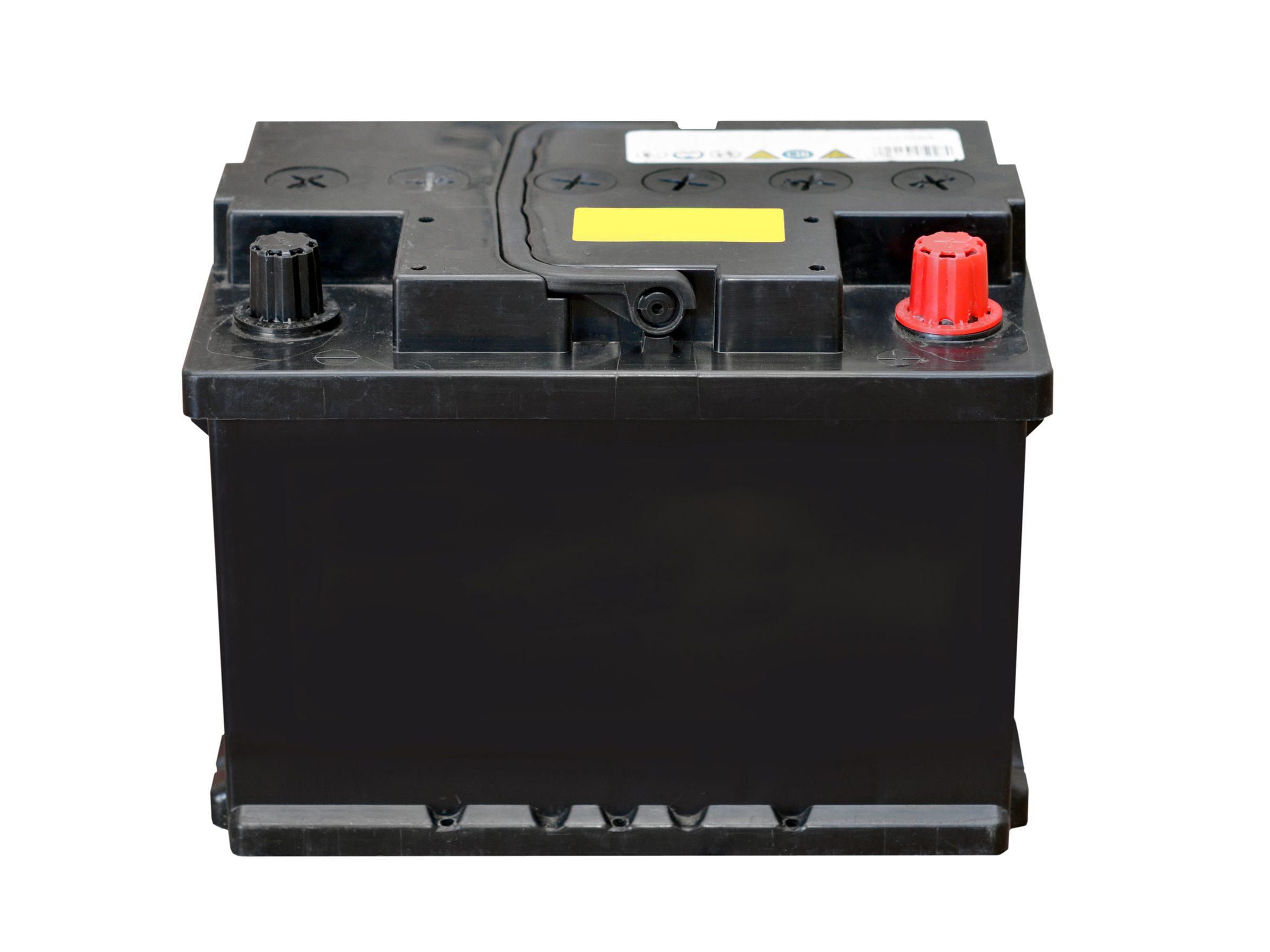 2. Choose a fresh car battery