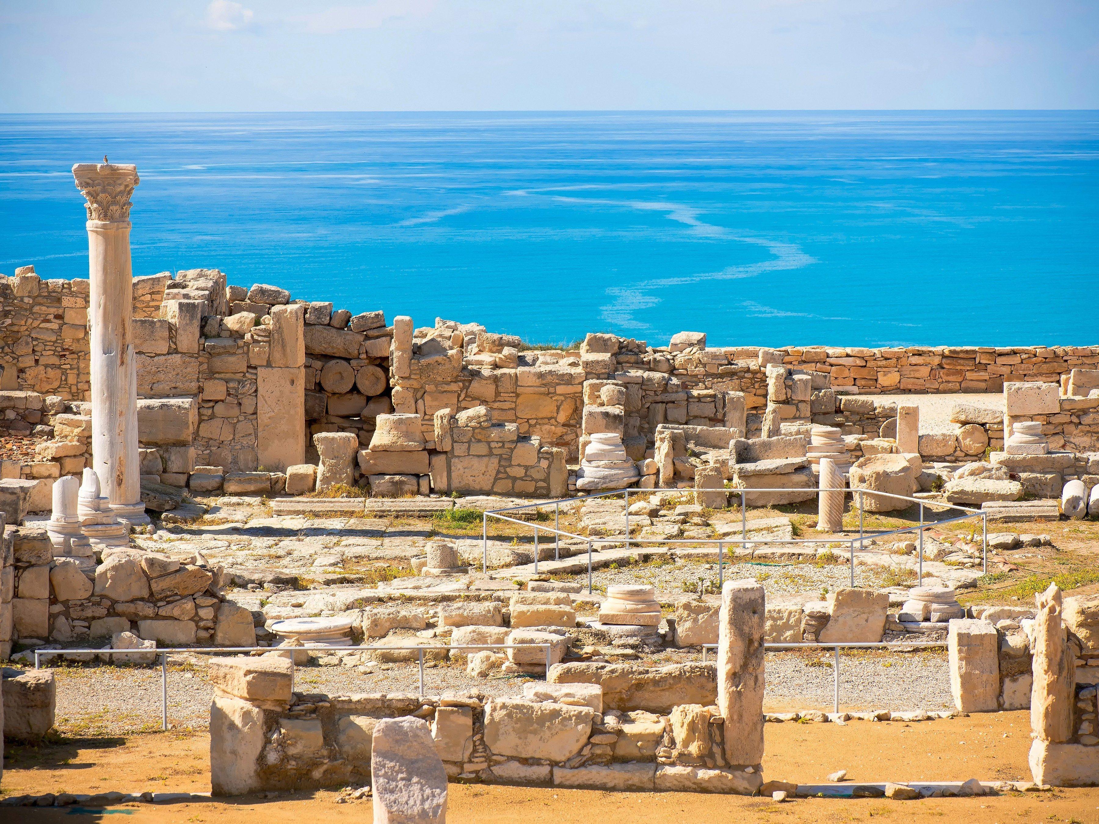 9. Cyprus