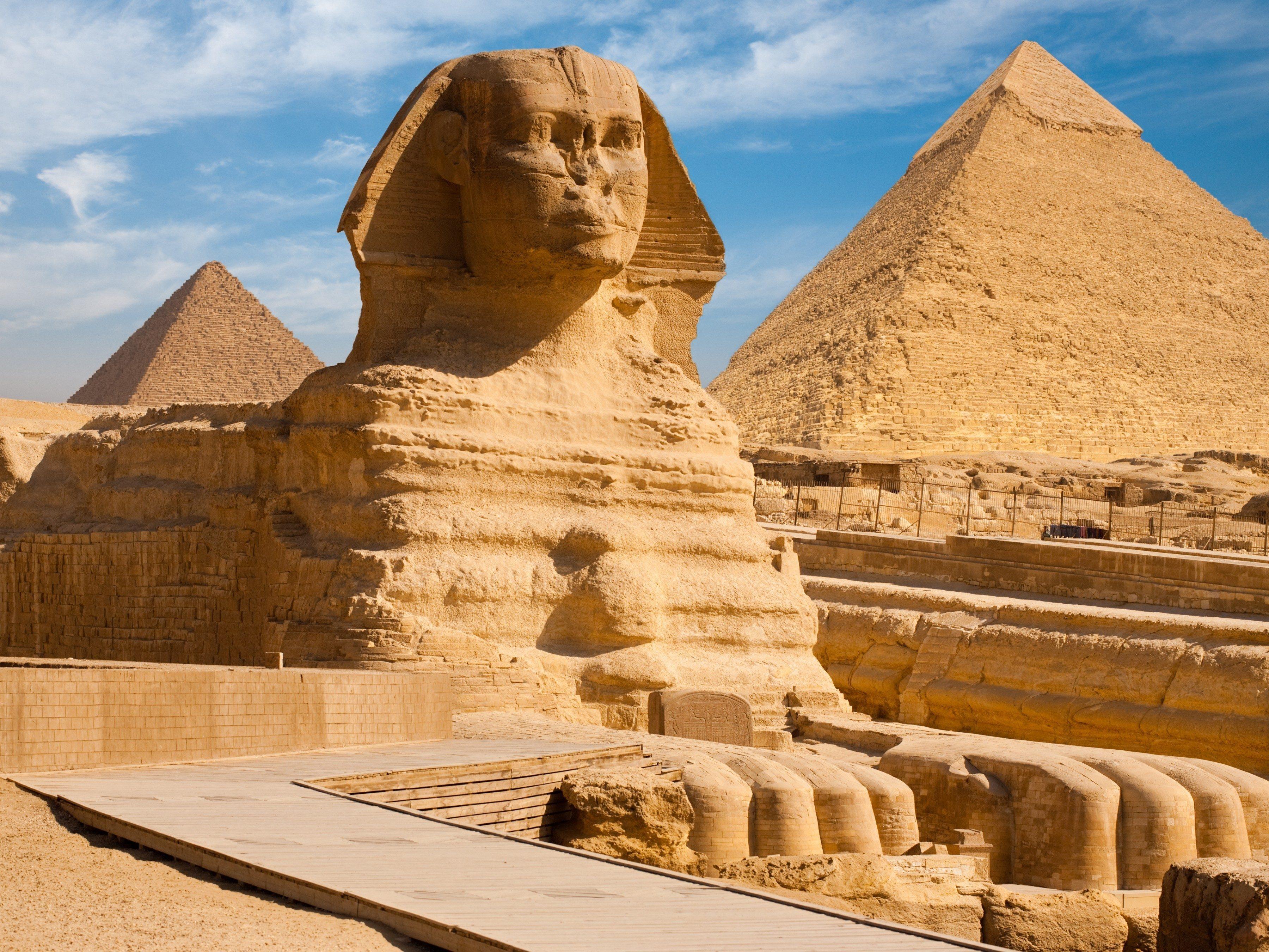 10. Egypt