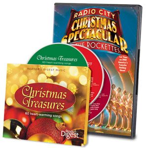 Christmas Treasures (CD)